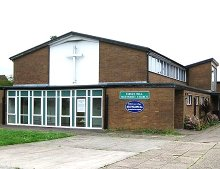 Grace Communion Church meets in The Methodist Church, North Drift Way, Farley Hill. You are welcome to join us for services at 10:30 on Saturday mornings.